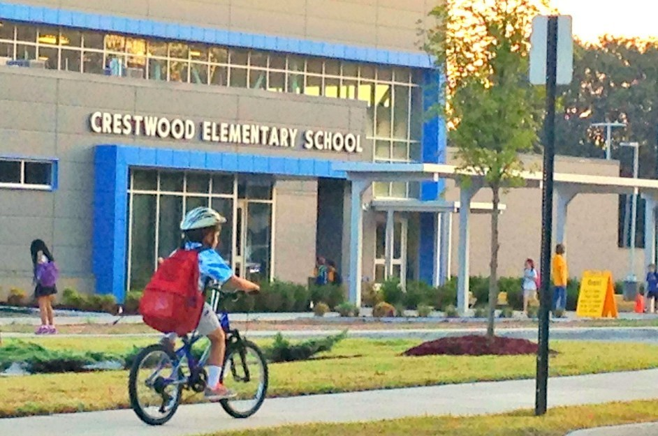 Crestwood Elementary to Receive More Than $90K for Performance, Growth