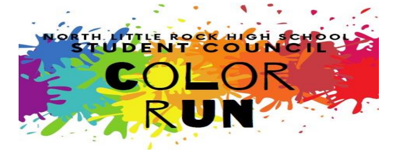 NLRHS STUCO Color Run!!!