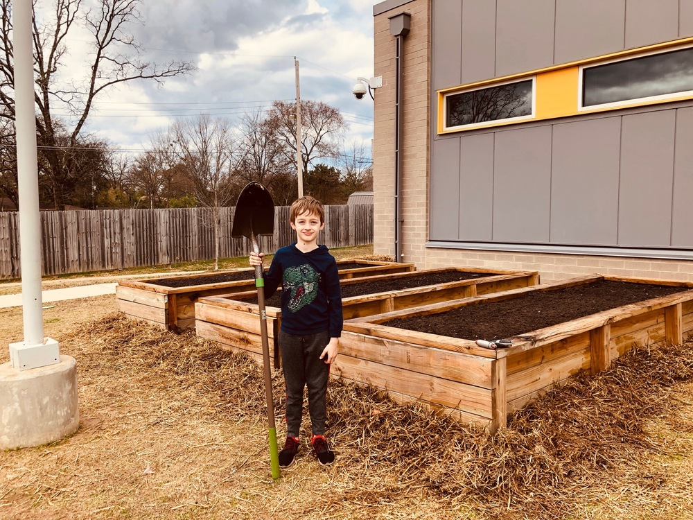 Lakewood School Garden Launch