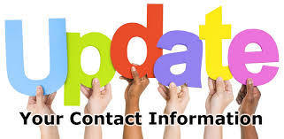 Update Parent Contact Information