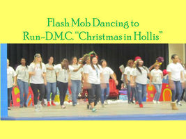 Flash Mob - Christmas in Hollis