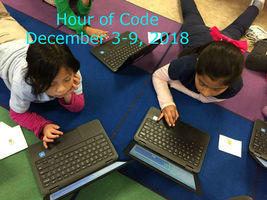 Students Hour of Code