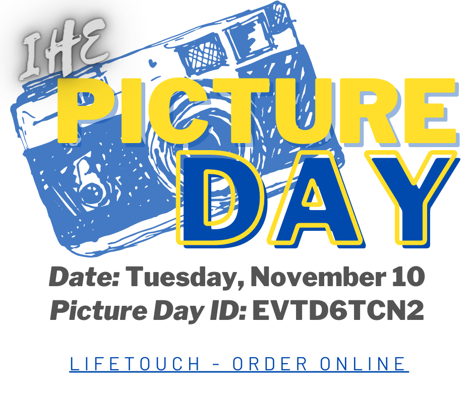 IHE Picture Day 11-10-20