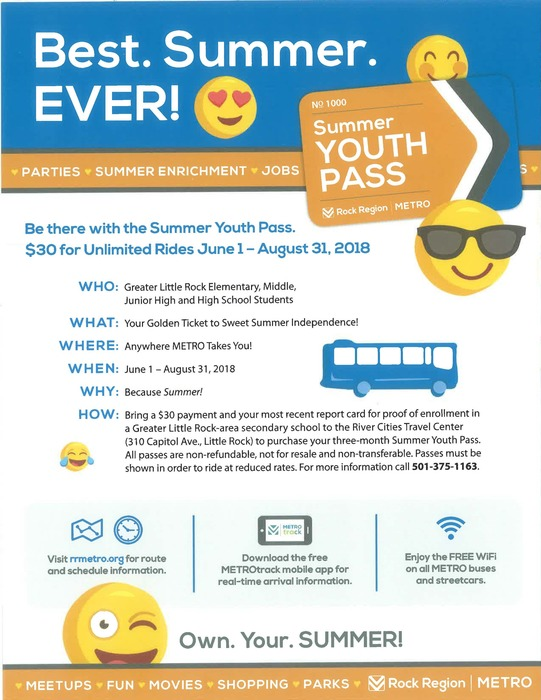 Unlimited student bus pass