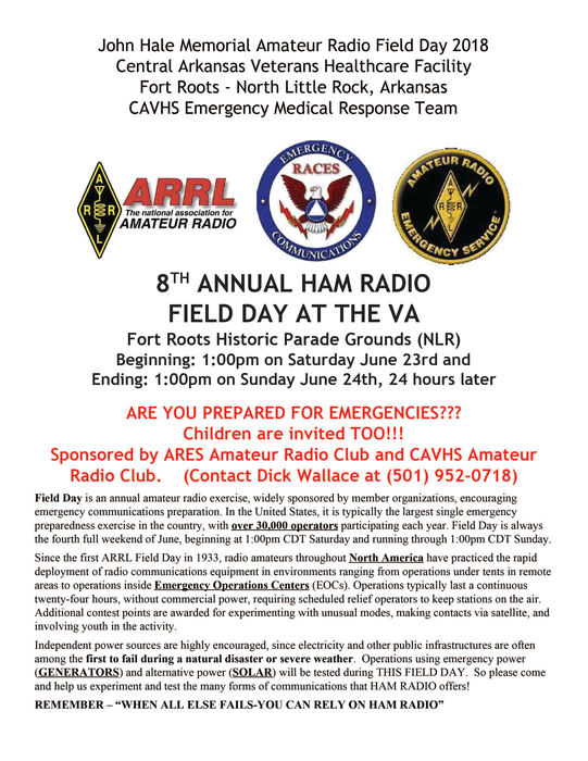 8th Annual Ham Radio