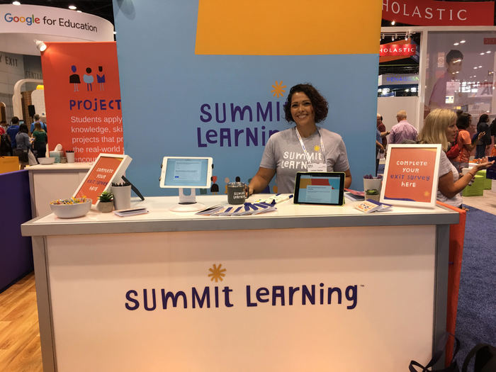 L. Dallas representing Summit Learning