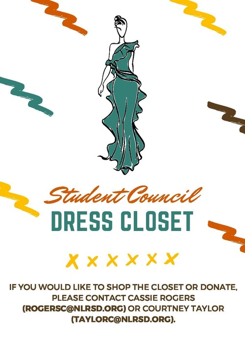 STUCO Dress Closet