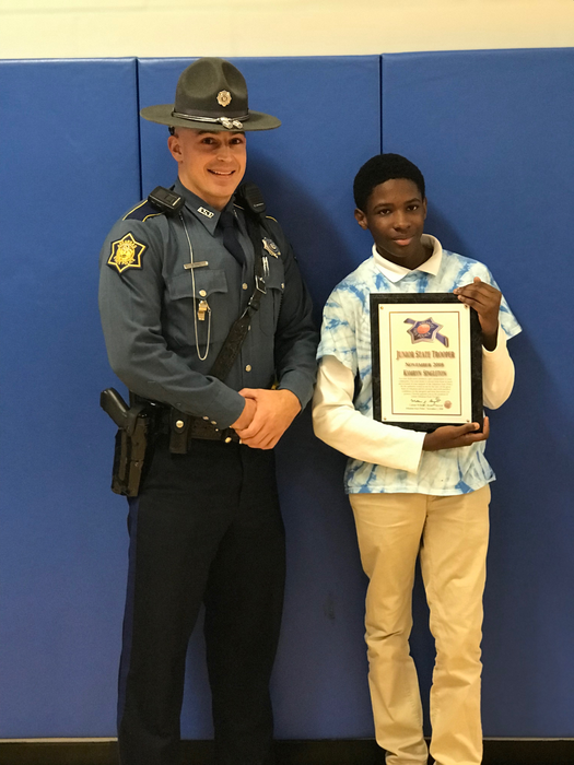 AR State Trooper Award