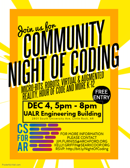 Community Coding Event