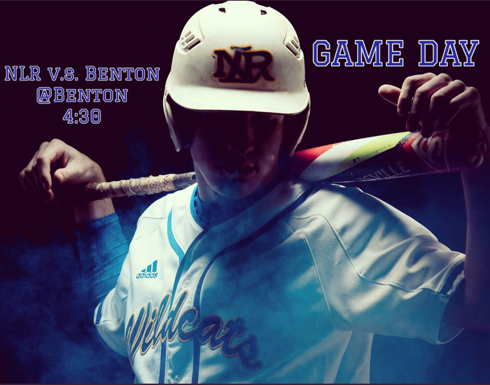 Back at it today!! #nlrbaseball