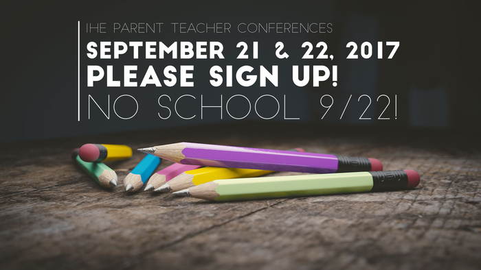 Parent Teacher Conference Pencils