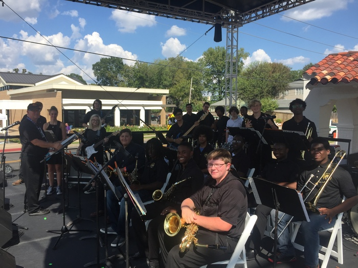 NLHRS Jazz Band