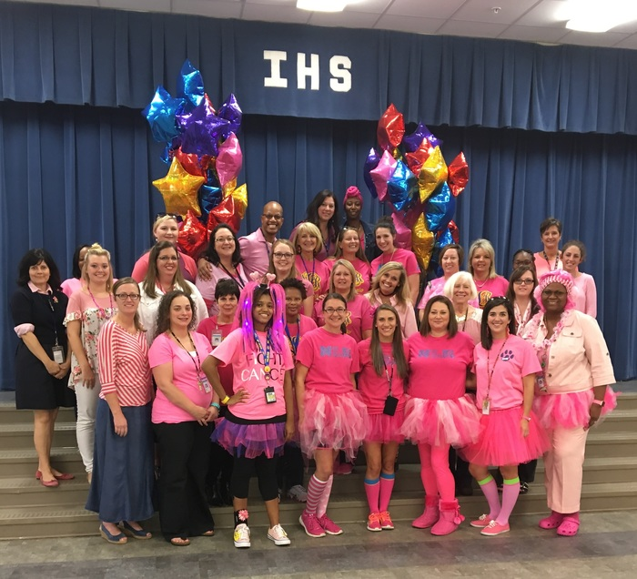 IHE Pink Out