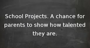Parents, projects & Involvement