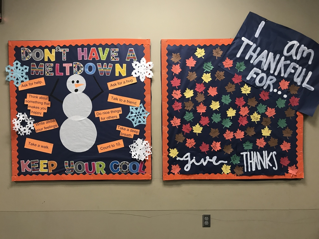 Bulletin boards