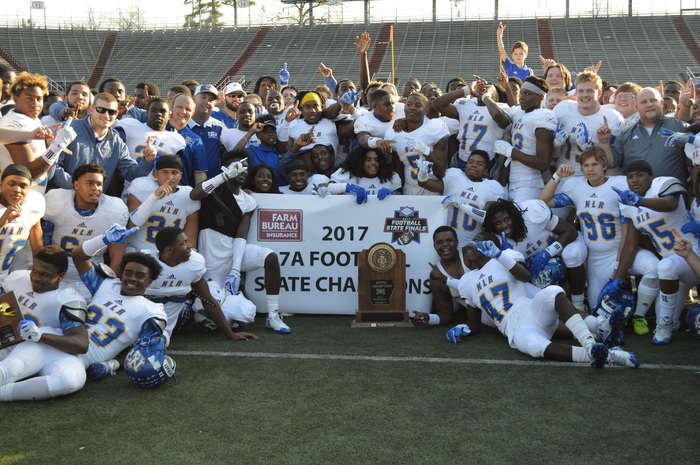 7A Football State Champs