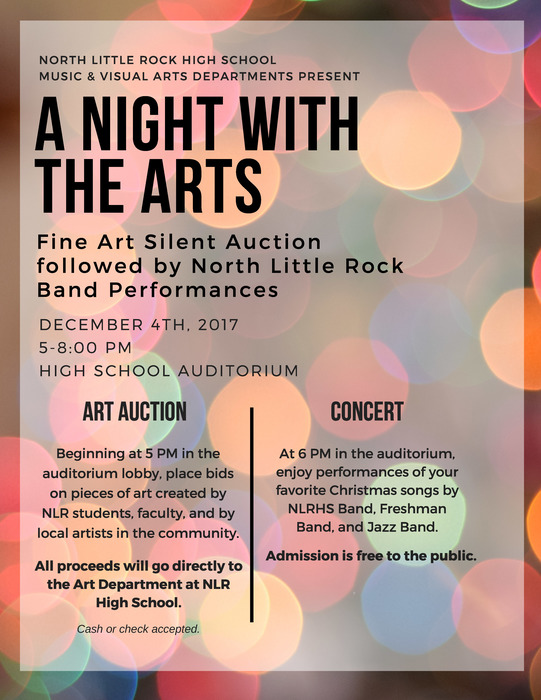 A Night with the Arts
