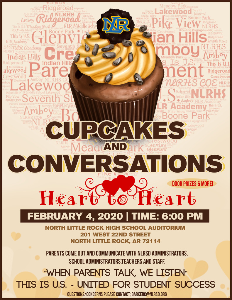 Cupcakes and Conversations