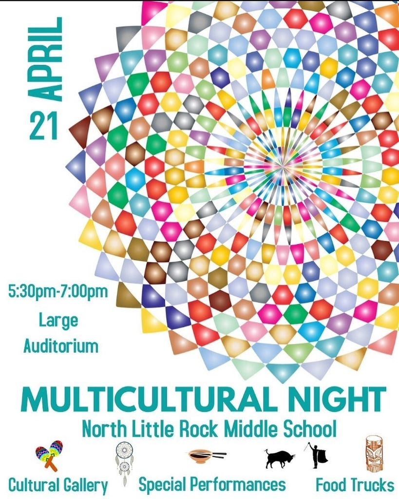 Multi cultural Night Flyer