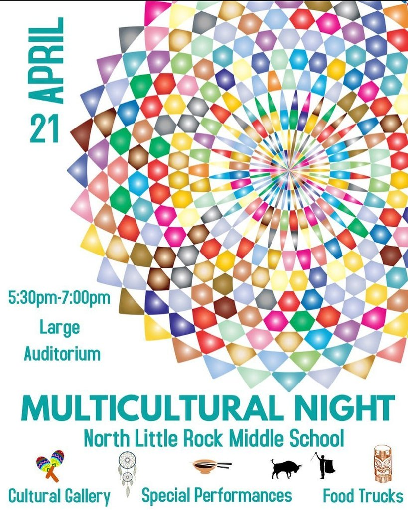 Multicultural Night April 21st